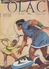 Olac le gladiateur -21- Numéro 21