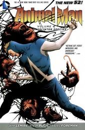 Animal Man (2011) -INT04- Splinter Species