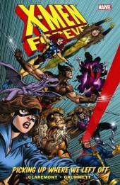 X-Men Forever (2009) -INT01- Picking up where we left of