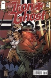 Iron Ghost (The) (2005) -2- Geist Reich, Chapter 2