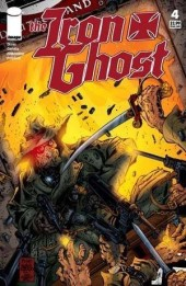 Iron Ghost (The) (2005) -4- Geist Reich, Chapter 4
