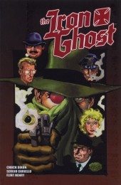 Iron Ghost (The) (2005) -INT- Geist Reich - Trade Paperback