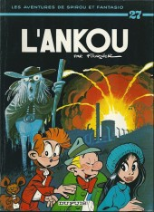 Spirou et Fantasio -27Pub- L'Ankou