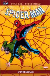 Spider-Man (L'Intégrale) -1INT 50 ans- Spider-man : l'intégrale 1962-1963