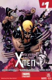 Wolverine and the X-Men Vol.2 (Marvel comics - 2014) -1- Tomorrow Never Learns