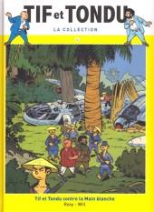 Tif et Tondu - La collection (Hachette)  -4- Tif et Tondu contre la Main blanche