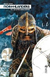 Northlanders (Urban comics) -1- Le livre anglo-saxon