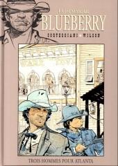 Blueberry - La collection (Hachette) -3730- Trois Hommes pour Atlanta
