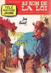 Télé série jaune (Au nom de la loi) -12- Le dragon à deux têtes