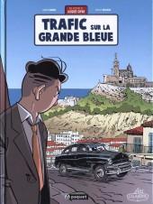 Jacques Gipar (Une aventure de) -5- Trafic sur la grande bleue