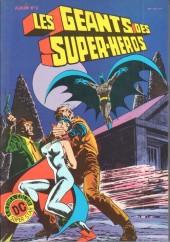 Les géants des super-héros -Rec03- Album N°3 (n°5 et n°6)