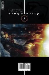 Singularity 7 (2004) -1- Issue One