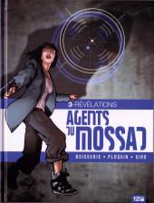Agents du Mossad -3- Révélations
