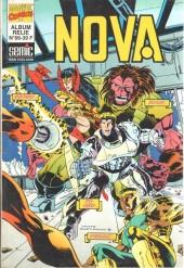 Nova (LUG - Semic) -Rec66- Album relié N°66 (du n°211 au n°213)