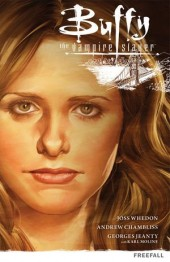 Buffy the Vampire Slayer Season 09 (Dark Horse Comics - 2011) -INT01- Freefall