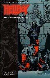 Hellboy (1994) -INT01- Seed of destruction