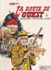 La route de l'Ouest -26- Les chasseurs de scalps
