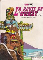La route de l'Ouest -24- L'esclave rebelle