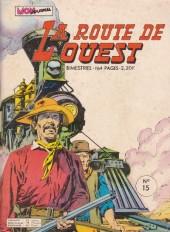 La route de l'Ouest -15- Le cheval de fer