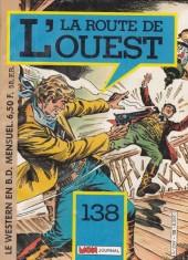 La route de l'Ouest -138- Les vautours