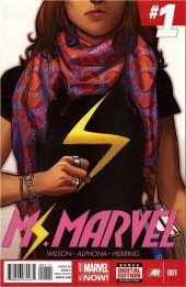 Ms. Marvel (Marvel comics - 2014) -1- Metamorphosis