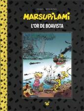 Marsupilami - La collection (Hachette) -7- L'or de Boavista