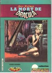 Psychose (Collection) -18- La Mort de Dracula (Dracula)