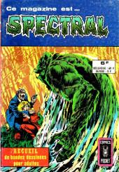 Spectral (1re série) -Rec3220- Album N°3220 (n°1 et n°2)