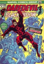 Daredevil Vol. 1 (Marvel - 1964) -100- Mind Storm !