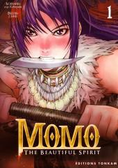 Momo - The beautiful spirit -1- Tome 1