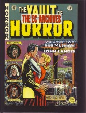 EC Archives (The) -12- The vault of horror (volume 2)