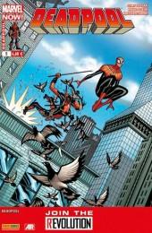 Deadpool (Marvel France 4e série - 2013) -5- Huit coups de pied aux fesses