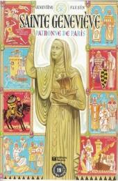 Belles histoires et belles vies -19- Sainte Geneviève, patronne de Paris