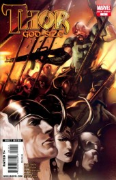 Thor: Ages of Thunder (2008) -HS- God-Size Special: The Death and Life of Skurge the Executioner