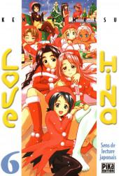 Love Hina -6- Tome 6