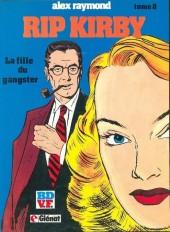 Rip Kirby -8- La fille du gangster