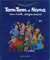 Tom-Tom et Nana (Le meilleur de) -2- Fous d'école, dingues de recré