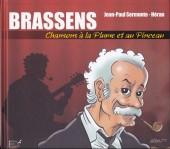 Brassens - Chansons à la Plume et au Pinceau