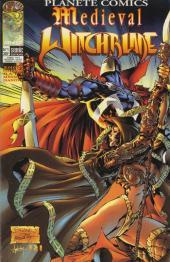 Planète Comics (2e série) -1- Medieval Witchblade