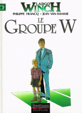 Largo Winch -2- Le groupe W