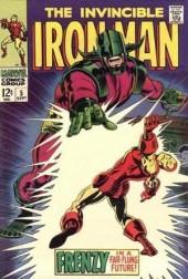Iron Man Vol.1 (Marvel comics - 1968) -5- Frenzy in a far-flung future !