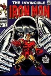 Iron Man Vol.1 (Marvel comics - 1968) -8- A duel must end !