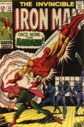 Iron Man Vol.1 (Marvel comics - 1968) -10- Once more the Mandarin !