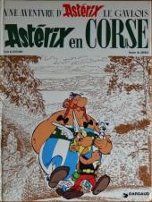 Astérix -20a77- Astérix en Corse