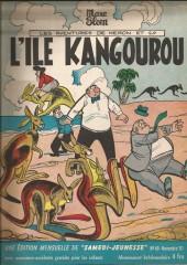 Samedi Jeunesse -49- L'ile kangourou (néron)