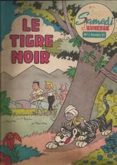 Samedi Jeunesse -61- Le tigre noir
