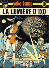 Yoko Tsuno -10a85- La lumière d'Ixo