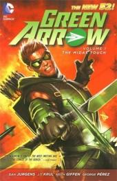 Green Arrow (2011) -INT01- The Midas Touch