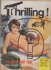 Thrilling -9- La voix qui tue