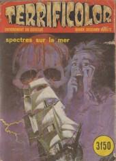 Terrificolor -2- Spectres sur la mer
